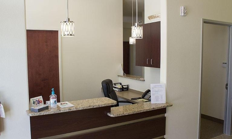 prosper family dental office